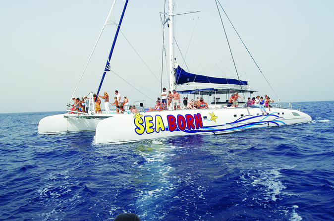 Half-day Catamaran Trip from Funchal