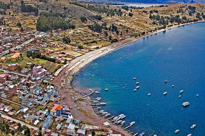 Excursão de dia inteiro na Isla del Sol em Copacabana saindo de La Paz