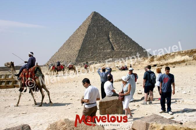 4-Nights Cairo & Pyramids Private Trip