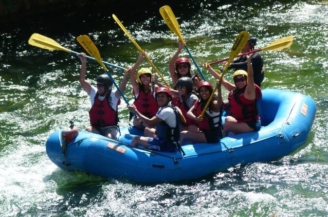 Lunahuana: Rafting and Canopy Experience from Lima