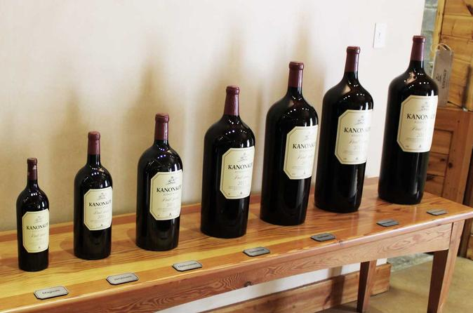 Red Wine Lovers Private Tour from Cape Town