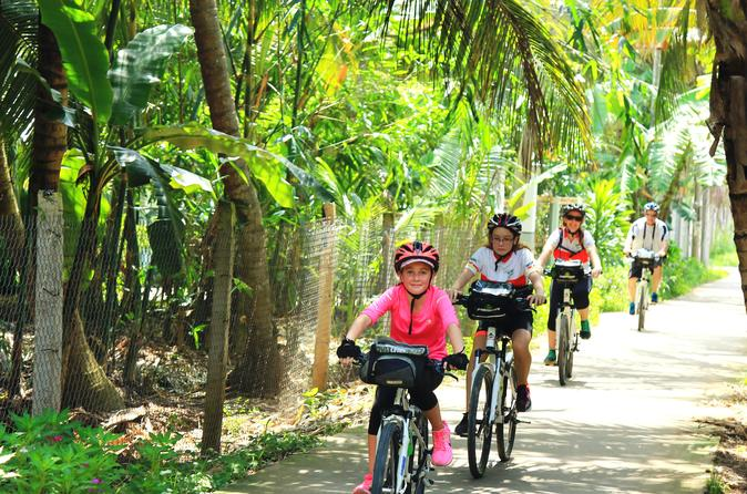 Full day mekong delta bike tour from ho chi minh city in ho chi minh city 402043
