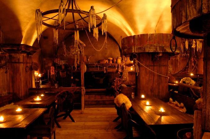 5-Course Medieval Dining Experience in Prague