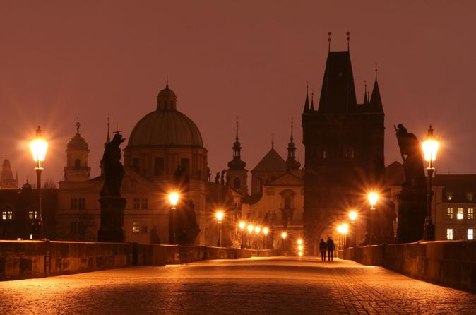 Prague Ghostly and Legends walking tour in Prague Czech Republic, Europe