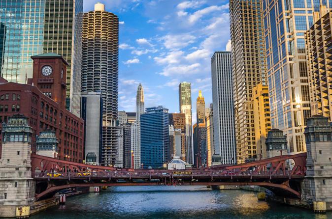 Chicago Riverwalk Food Tour