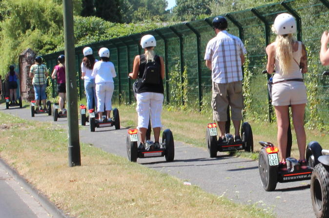 2.5 Hour Segway Tour In Dusseldorf