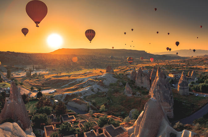 2 day Luxury Cappadocia Tour From Istanbul