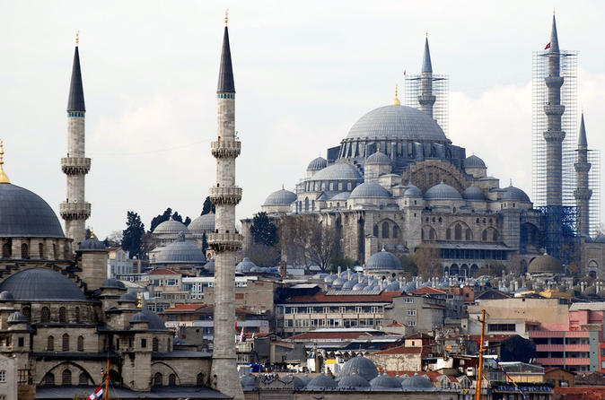 Private guided istanbul day tour in istanbul 240337