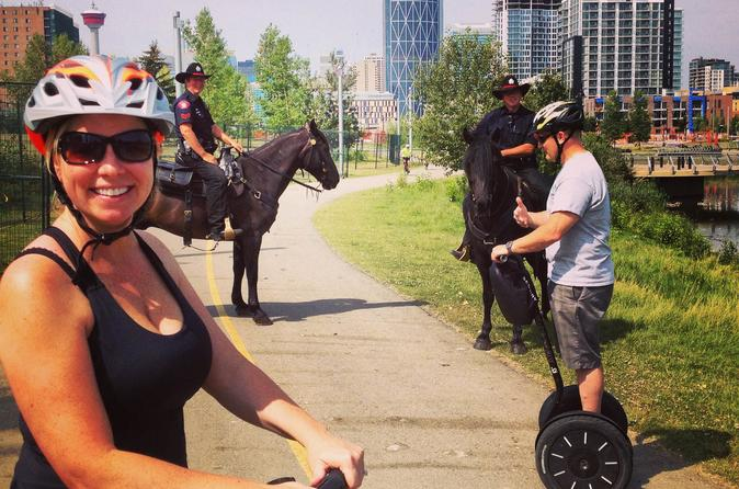 Calgary Bow River Valley 90-Minute Segway Adventure
