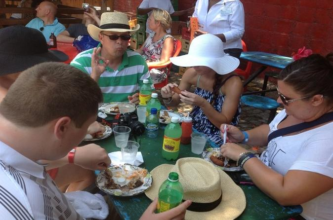 Falmouth Food Tour from Montego Bay
