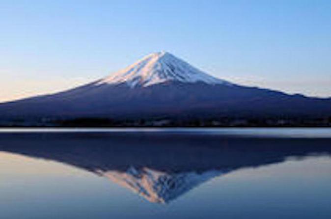 1 Way Day Tour Tokyo - Takayama via Mt Fuji and Suwako