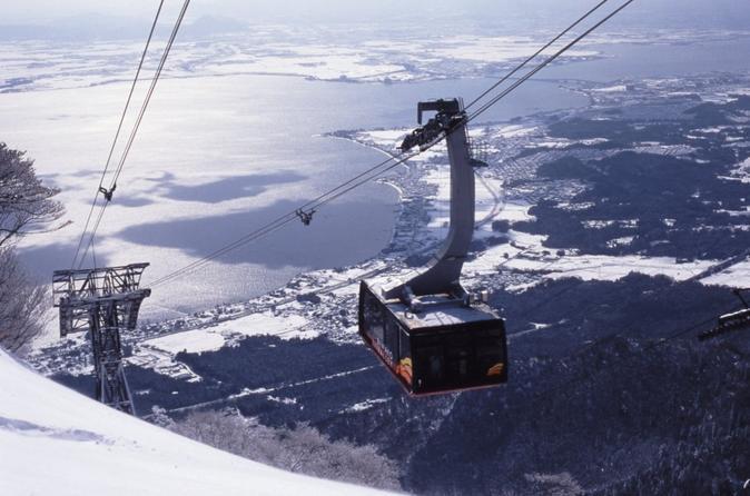 Biwako Valley Ski Resort Round-Trip Transport from Osaka