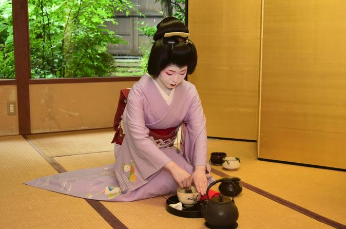 Meet Maiko in Gion see UNESCO World Heritage Temples,Day tour from Kyoto
