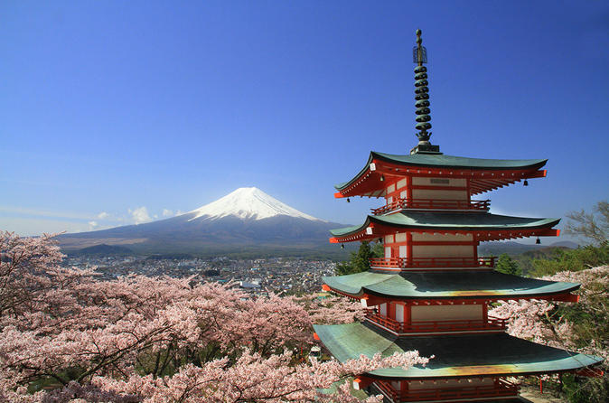 Multi-Day Osaka, Kyoto and Tokyo Bus Tour