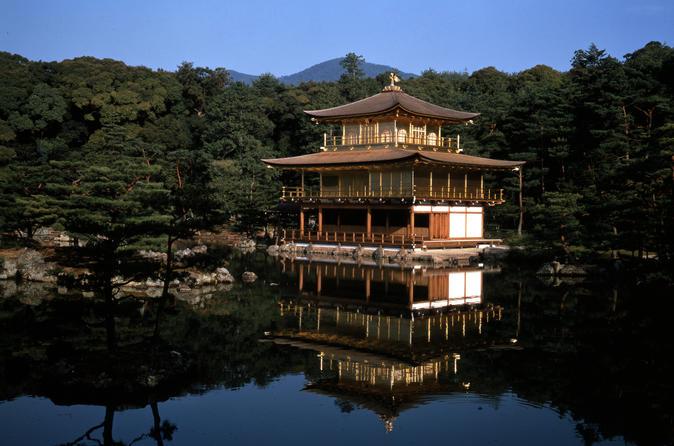 Viagem diurna de ônibus para Quioto, Nara e Kobe saindo de Osaka