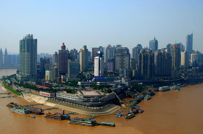 Private tour best of chongqing including chongqing museum in chongqing 123099