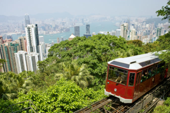 Private Tour: Hong Kong Day Trip from Guangzhou by Bullet Train
