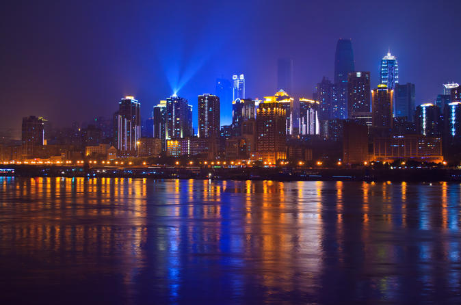 Yangtze river cruise and private chongqing evening tour in chongqing 138791