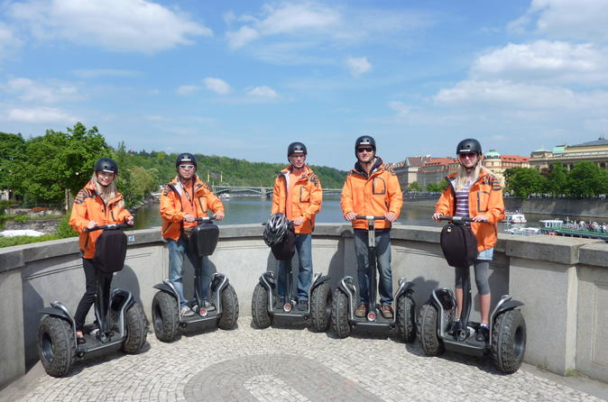 Private Half-Day Segway Tour of Prague