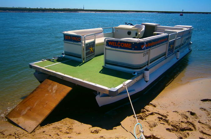 Boat Tours in Ria Formosa Natural Park