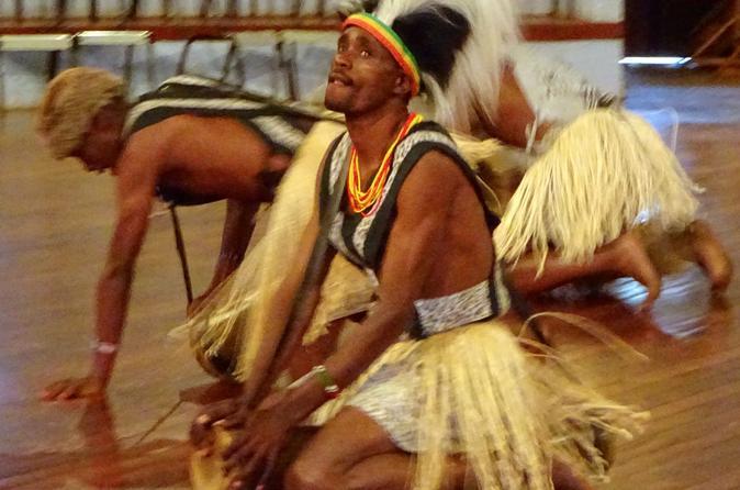 Nairobi Cultural Day and Souvenir Gift Shops Visit From Nairobi