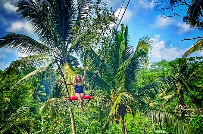 Ubud Sightseeing And Swing