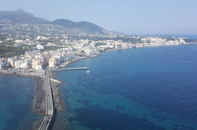 Food Tasting and Sightseeing of Ischia Island from Naples