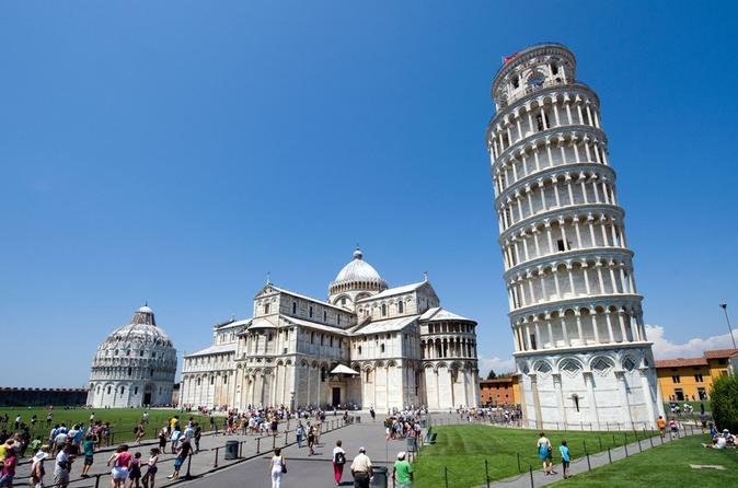 Livorno Shore Excursion: Pisa Leaning Tower and Florence Day Trip Italy, Europe