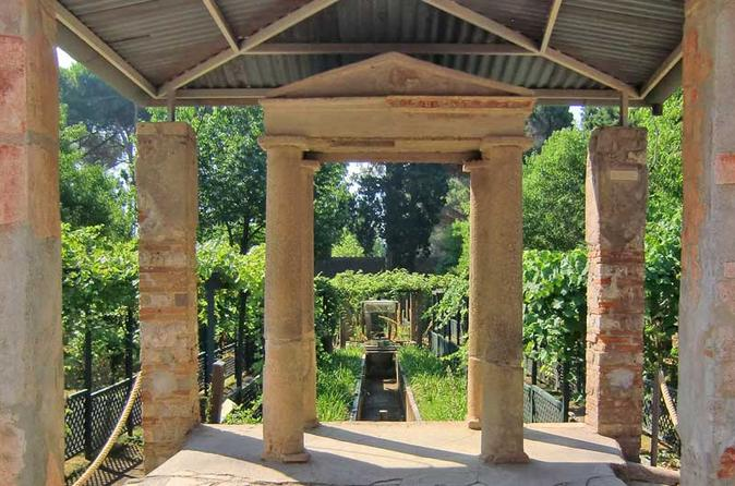 Pompeii full day tour inluding all highlights and newly opened houses in pompei 305894
