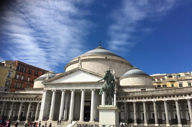 Private Naples Walking Tour with Pizza and Sfogliatella tasting