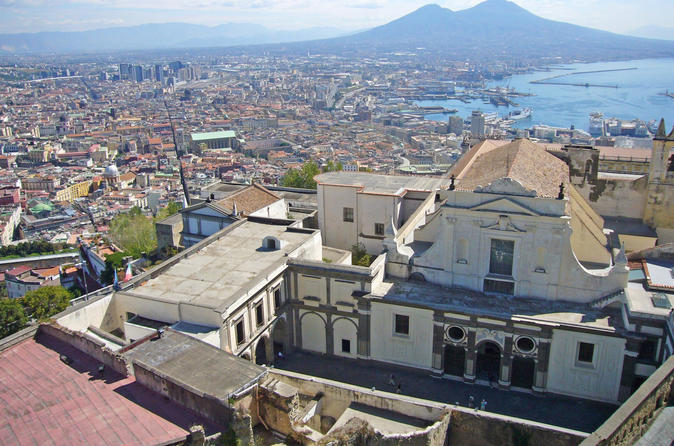 Private Tour of the Naples Royal Palace and Saint Martin Certosa