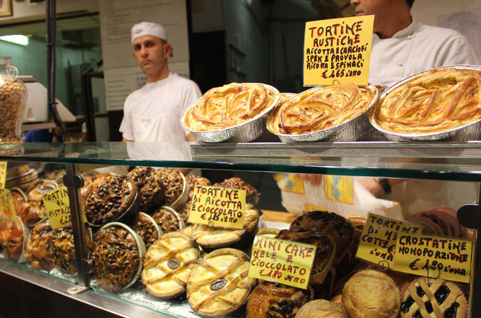 Rome Street Food Tour with Local Guide