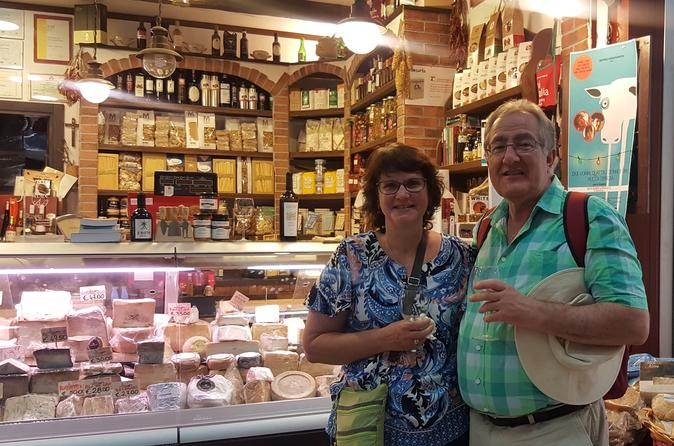 San Giovanni and Appio Sightseeing, Food and Wine Tour
