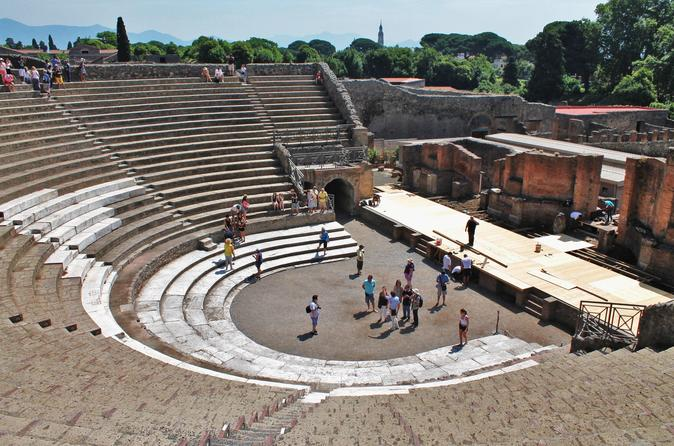 Skip the lines private tour of pompeii including the theatre the in pompei 343057