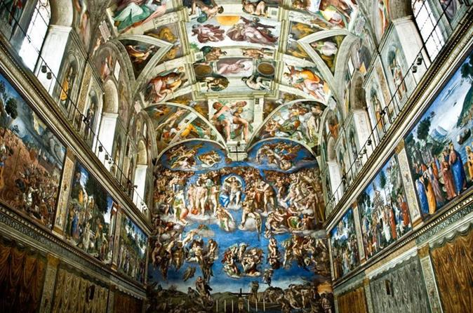 VIP Sistine Chapel Tour And Exclusive Access To The Vatican's Secret Rooms - Rome