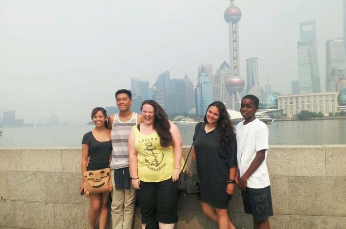Full Day Shanghai City Sightseeing