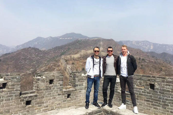 Mutianyu Great Wall Tour Plus Flexible Afternoon Sightseeing