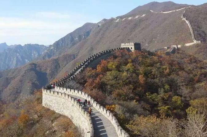Private Full-Day Great Wall Tour: Juyongguan, Badaling and Mutianyu