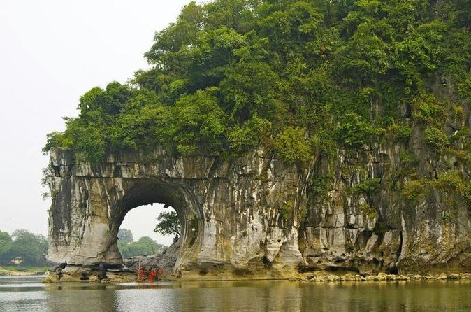 Guilin Private Guilin Day Tour: Reed Flute Cave, Seven Star Park, Fubo Hill, and Elephant Trunk Hill China, Asia