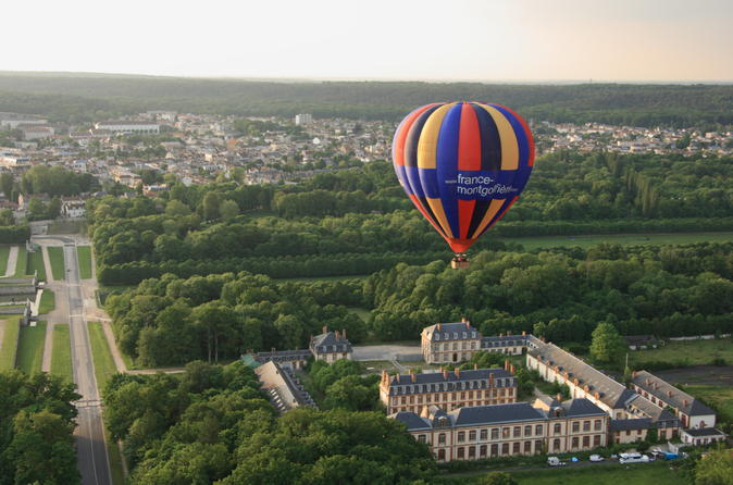 Fontainebleau VIP Private Ballonflug für 2