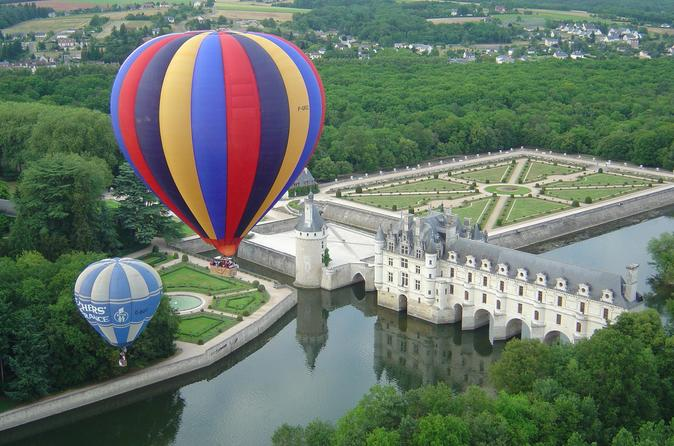 Loire Valley Air, Helicopter & Balloon Tours