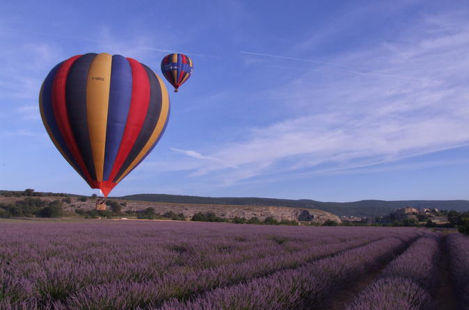 Provence Air, Helicopter & Balloon Tours