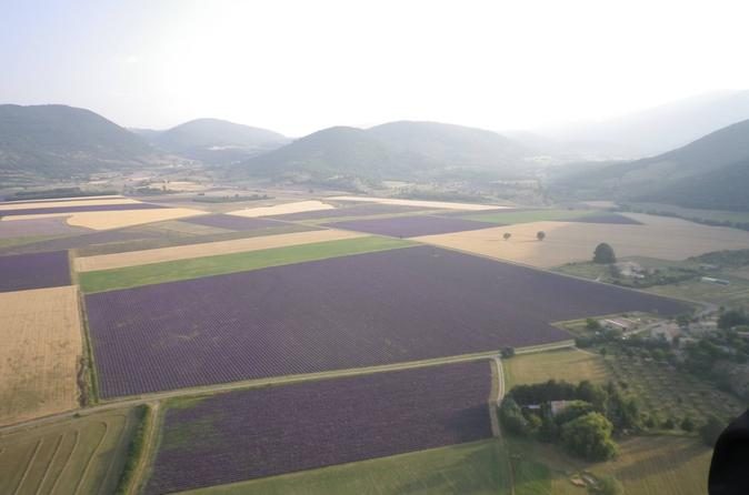Aix-en-Provence Air, Helicopter & Balloon Tours
