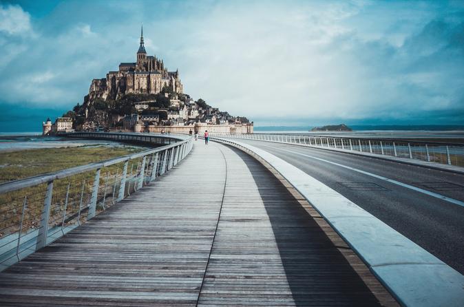 3 dias aos castelos do Mont Saint-Michel e do Vale do Loire a partir de Paris