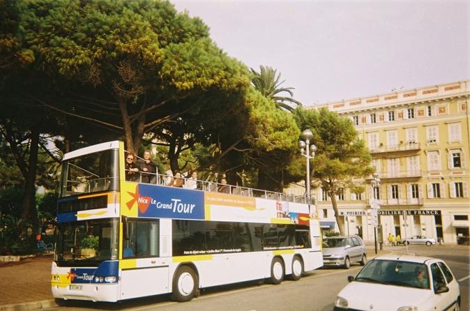 Agradable excursión en autobús con paradas libres