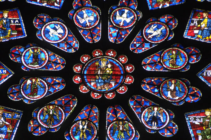 Chartres Day Trip from Paris Including Chartres Cathedral