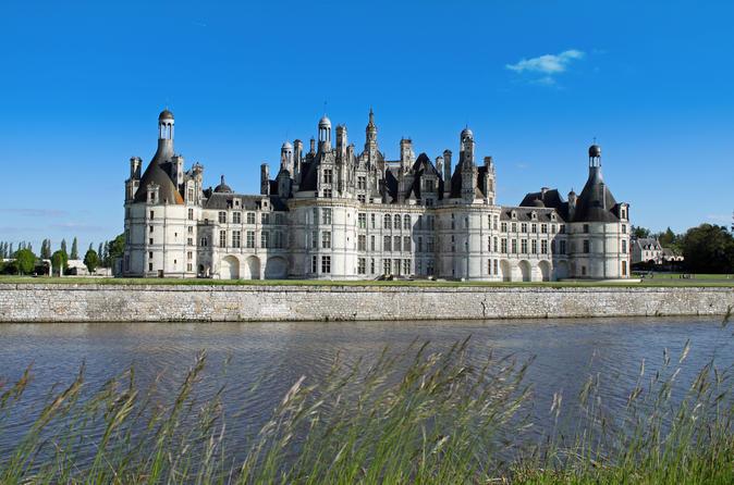 Excursão de 2 dias aos castelos do Vale do Loire a partir de Paris