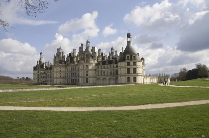 Excursão de 4 dias por Normandia, Saint-Malo, Mont Saint-Michel e Região dos castelos