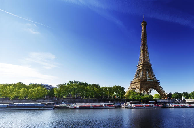 Full-Day Paris City Tour, Eiffel Tower Lunch, and Seine River Cruise
