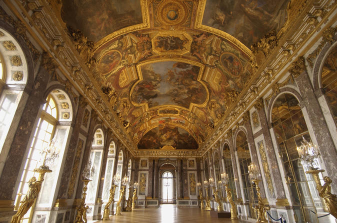 Intimate Half-Day Afternoon Tour at Versailles from Paris